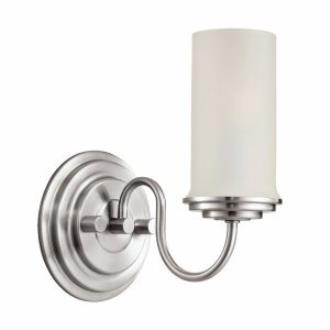 Sea Gull Lighting 44655 Wellington - One Light Bath Fixture