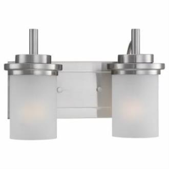 Sea Gull Lighting 44661 Winnetka - Two Light Bath Fixture