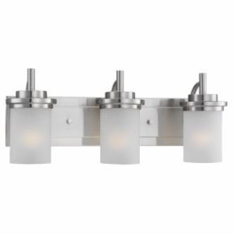 Sea Gull Lighting 44662 Winnetka - Three Light Bath Fixture