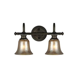 Sea Gull Lighting 4470402-736 Blayne - Two Light Wall/Bath Bar