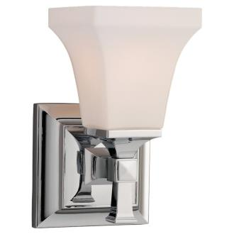 Sea Gull Lighting 44705-05 Melody - One Light Bath Bar