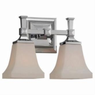 Sea Gull Lighting 44706-05 Melody - Two Light Bath Bar