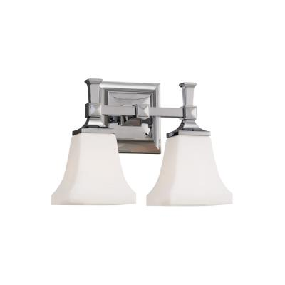 Sea Gull Lighting 44706-05 Melody - Two Light Bath Bar