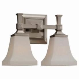 Sea Gull Lighting 44706-962 Melody - Two Light Bath Bar