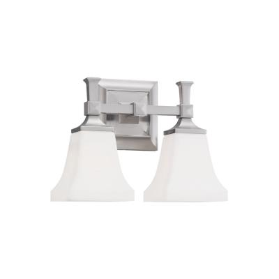Sea Gull Lighting 44706-962 Melody - Two Light Bath Bar