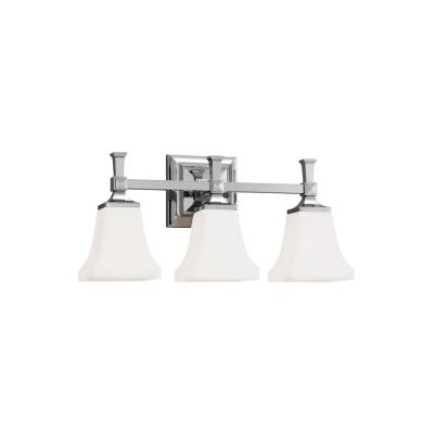 Sea Gull Lighting 44707-05 Melody - Three Light Bath Bar