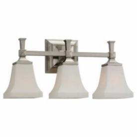 Sea Gull Lighting 44707-962 Melody - Three Light Bath Bar