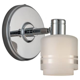 Sea Gull Lighting 44730-05 Groove - One Light Bath Bar