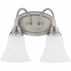 Sea Gull Lighting 44806-962 Holman - Two Light Bath Bar