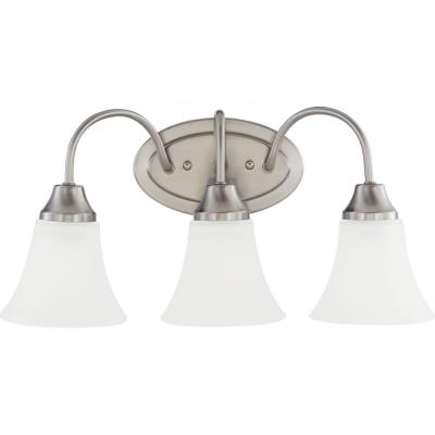 Sea Gull Lighting 44807-962 Holman - Three Light Bath Bar