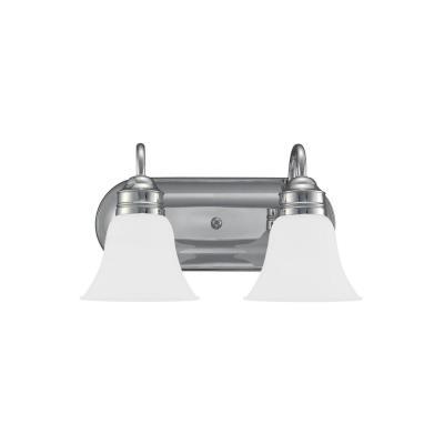 Sea Gull Lighting 44851-05 Two-Light Gladstone Wall/Bath