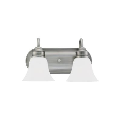 Sea Gull Lighting 44851-965 Two-Light Gladstone Wall/Bath