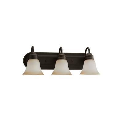 Sea Gull Lighting 44852-782 Three-Light Gladstone Wall/Bath