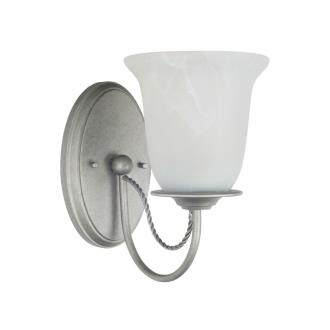 Sea Gull Lighting 44891-57 Plymouth - One Light Wall/Bath Vanity