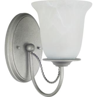 Sea Gull Lighting 44891BLE-57 Plymouth - One Light Wall/Bath Vanity
