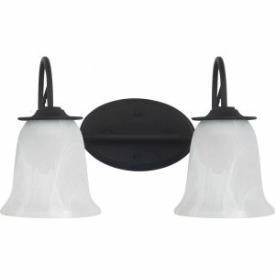 Sea Gull Lighting 44892-839 Plymouth - Two Light Bath Bar