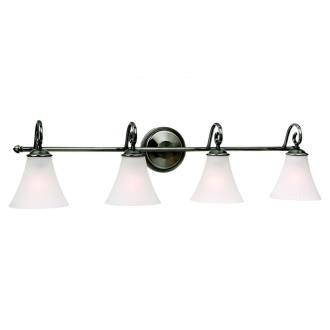 Sea Gull Lighting 44938 Joliet - Four Light Wall/Bath Vanity