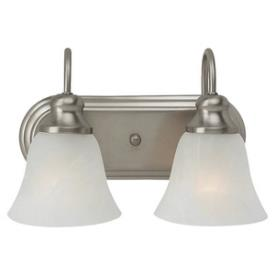 Sea Gull Lighting 44940BLE-962 Windgate - Two Light Bath Bar
