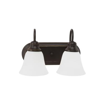Sea Gull Lighting 44940BLE-782 Windgate - Two Light Bath Bar