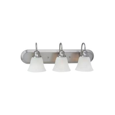 Sea Gull Lighting 44941-962 Windgate - Three Light Bath Bar
