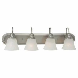 Sea Gull Lighting 44942-962 Windgate - Four Light Bath Bar