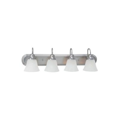Sea Gull Lighting 44942BLE-962 Windgate - Four Light Bath Bar