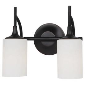 Sea Gull Lighting 44953-710 Stirling - Two Light Wall / Bath