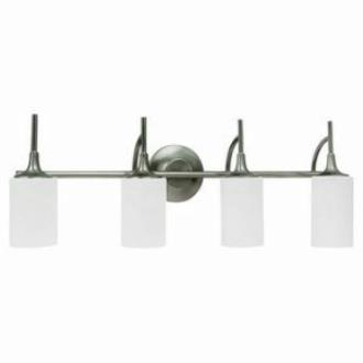 Sea Gull Lighting 44955 Stirling - Four Light Wall/Bath Vanity
