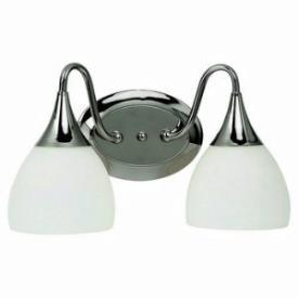 Sea Gull Lighting 44972BLE-841 Solana - Two Light Wall/Bath Vanity