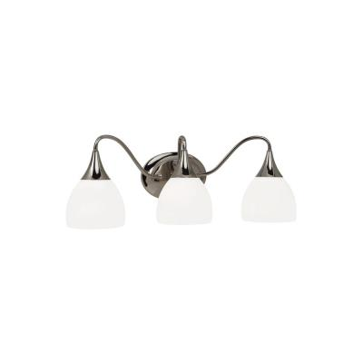 Sea Gull Lighting 44973-841 Solana - Three Light Wall/Bath Vanity