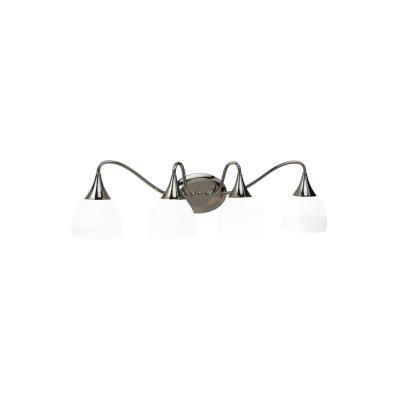 Sea Gull Lighting 44974-841 Solana - Four Light Wall/Bath Vanity
