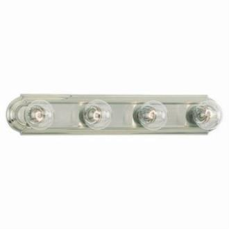 Sea Gull Lighting 4701-962 Four-light Chrome Wall/bath