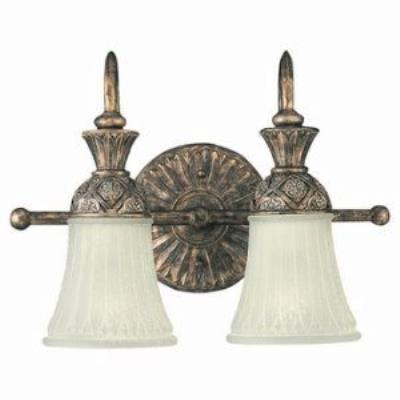 Sea Gull Lighting 47251-758 Two-light Highlands Wall Fixture