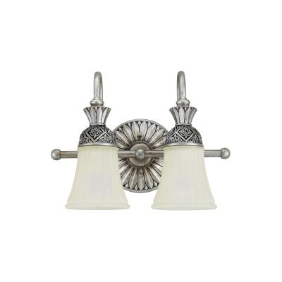 Sea Gull Lighting 47251-824 Two-light Highlands Wall Fixture