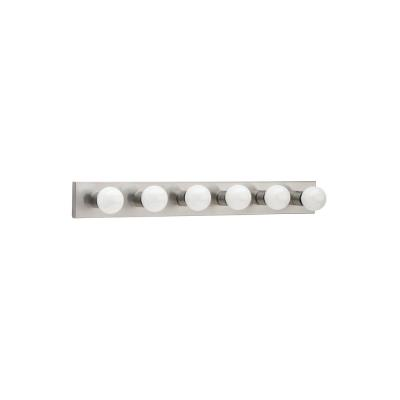 Sea Gull Lighting 4739-98 Six  Light Bath Bracket