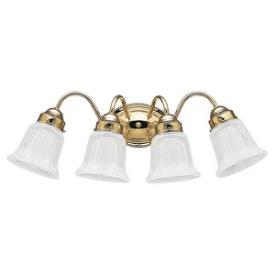 Sea Gull Lighting 4873-02 Four Light Wall/bath