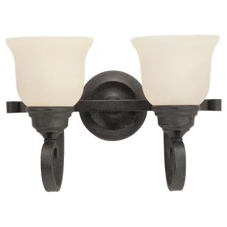 Sea Gull Lighting 49059BLE-07 Two-light Serenity Wall/bath