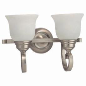 Sea Gull Lighting 49059BLE-962 Two-light Serenity Wall/bath