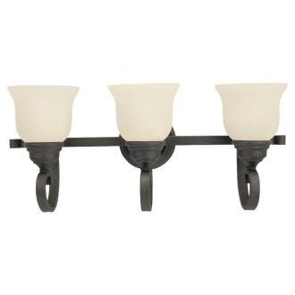 Sea Gull Lighting 49060BLE-07 Three-light Serenity Wall/bath