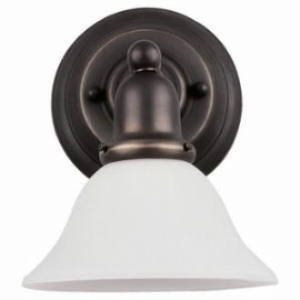 Sea Gull Lighting 49063BLE-782 Single-Light Sussex Fluorescent Wall/Bath