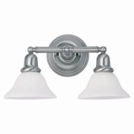 Sea Gull Lighting 49065BLE-962 Two-Light Sussex Fluorescent Wall/Bath