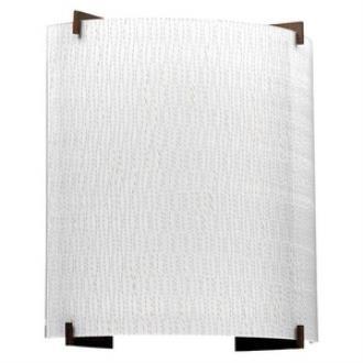 Sea Gull Lighting 49102L-633 Art Paper - One Light Wall Mount