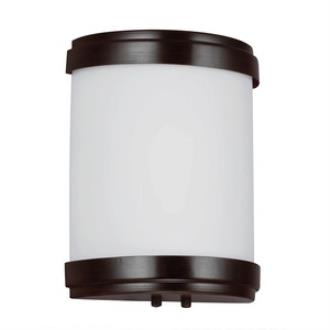 Sea Gull Lighting 49334BLE-710 One Light Wall/Bath Bar