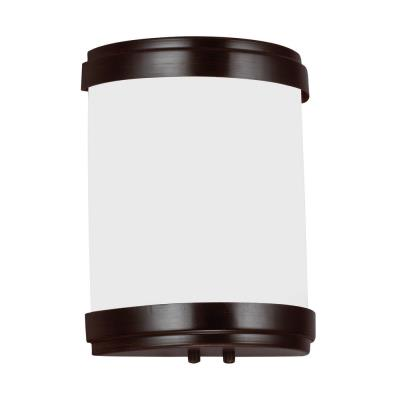 Sea Gull Lighting 49334BLE-710 One Light Wall/Bath Bar