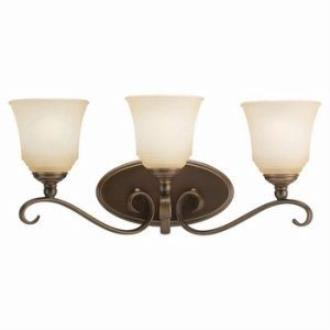 Sea Gull Lighting 49382BLE Parkview - Three Light Bath Fixture