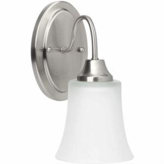 Sea Gull Lighting 49806BLE-962 Holman - One Light Wall/Bath Vanity