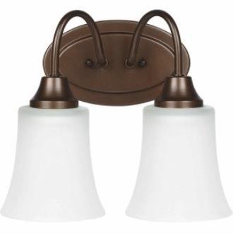 Sea Gull Lighting 49807BLE-827 Holman - Two Light Bath Bar