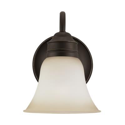 Sea Gull Lighting 49850BLE-782 Single-Light Fluorescent Wall/Bath
