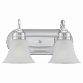 Sea Gull Lighting 49851BLE-05 Two-Light Fluorescent Wall/Bath