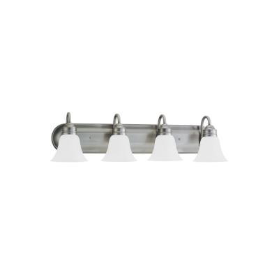Sea Gull Lighting 49853BLE-965 Four-Light Fluorescent Wall/Bath